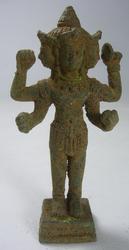 Rare Statue of Braham Phar Phrom Thai Hindu God