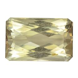 Superb 33.05ct golden yellow Kuzinte