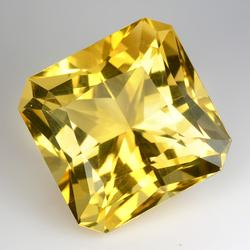 Premium AAA cut color and clarity 36.90ct Citrine