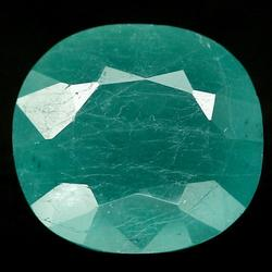 Large bluish green 8.52ct Grandidierite