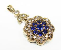Fascinating & Elegant Intricate Details 925 S Pendant