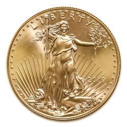 2019 American Gold Eagle 1 oz Uncirculated