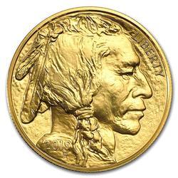 2019 Uncirculated Gold Buffalo Coin One Ounce