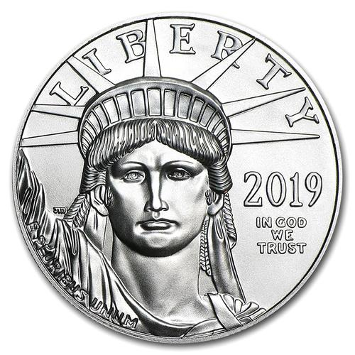 2019 Platinum American Eagle One Ounce