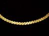 Amazing S-Link Gold Necklace, 20.5in