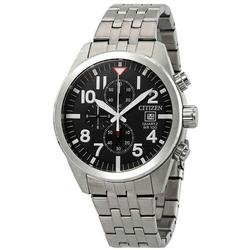New Mens Citizen Steel Chronograph