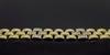 14K Yellow Gold 1.44CTW Diamond Bracelet
