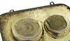 Vintage German Silver Coin Purse
