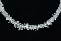 35in Quartz Stone Necklace