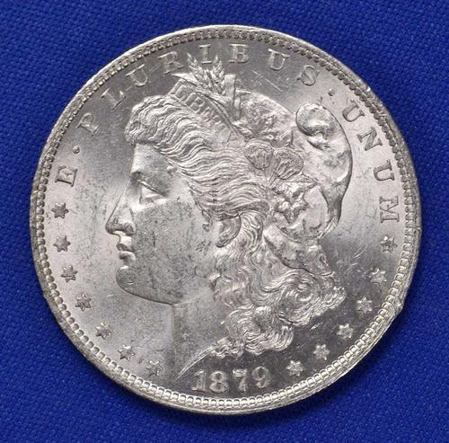 1879-O BU Morgan Silver Dollar