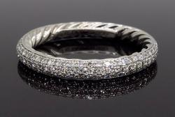 David Yurman Eden Diamond Band