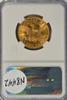 Very Choice BU 1907 $10 Liberty Gold Piece. NGC MS63