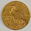 Appealing 1913 US $2.50 Indian Gold Piece