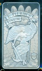 Special 'Lady Liberty' pure .999 Silver 10 Troy Oz bar