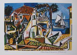 Pablo Picasso, Mediterranean Landscape