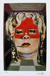 Salvador Dali, Mae West's Face