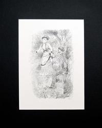 Rare Antique 1919 Renoir Plate