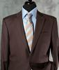 Super Fine Quality Brown Color Italian Suit By Galante
