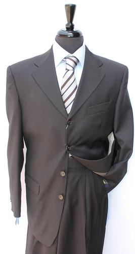 Clearance 4-Button Suit By Dino Baldini