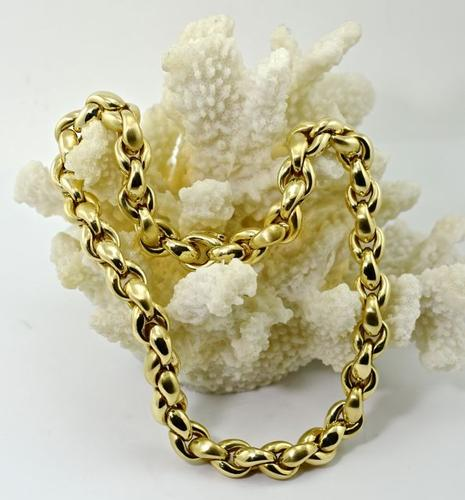 High End Italian-Made 18K Necklace