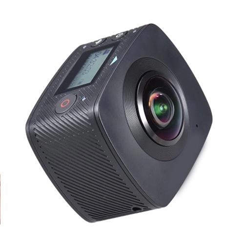 Dual-lens 360 Panoramic Digital Sports Action Camera