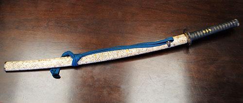 Museum Koshirae Sword by Komiya Kunitada