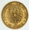 1876 Germany 20 Marks - Circulated