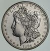 1884-S Morgan Silver Dollar - Circulated