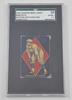 #35 Schapira Bros Candy 1921 Babe Ruth Waiting For A High One SGC 3.5
