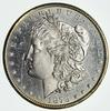 1878-CC Morgan Silver Dollar - Mirror Fields!