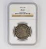 MS62 1833 Capped Bust Half Dollar - NGC Graded
