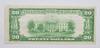 Series 1929 $20.00 Nicholson, PA Charter No. 7910 National Bank Note
