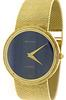 Vintage Tiffany & Co Gold and Lapis Watch