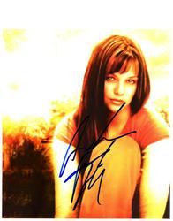 Amber Tamblyn Autographed Signed Photo Joan of Arcadia