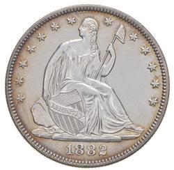 1882 Seated Liberty Half Dollar