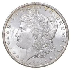 1885-CC Morgan Silver Dollar - Carson City