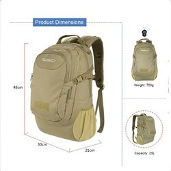 25L Outdoor Sport Backpack Tactical Pack Travel Bag