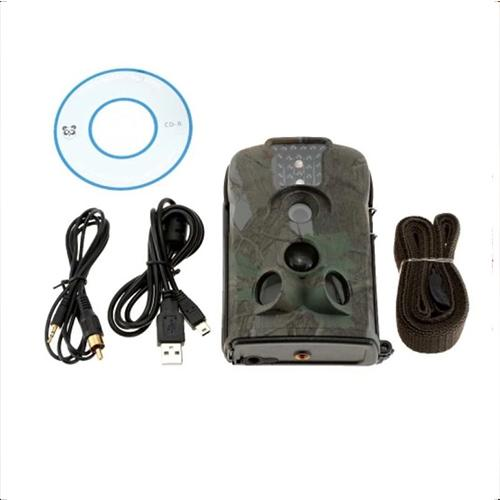12MP Trail Camera Portable Game Wildlife Scouting