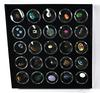 Tray of Gemstones