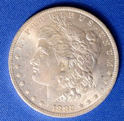 BU 1882-O Morgan Silver Dollar