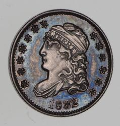 1832 Capped Bust Half Dime - Choice