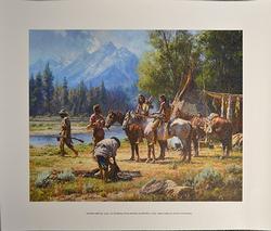 Martin Grelle , Snake River Culture