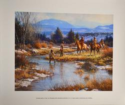 Martin Grelle , Trappers in the Wind Rivers