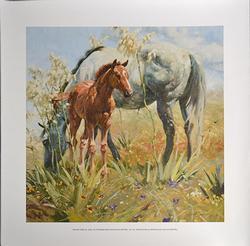 Bruce Greene, Springtime On the Llano Estacado