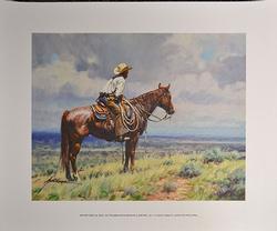 Martin Grelle , West Texas Cow Hunter