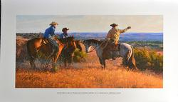 Bruce Greene, Cowboy Choreography