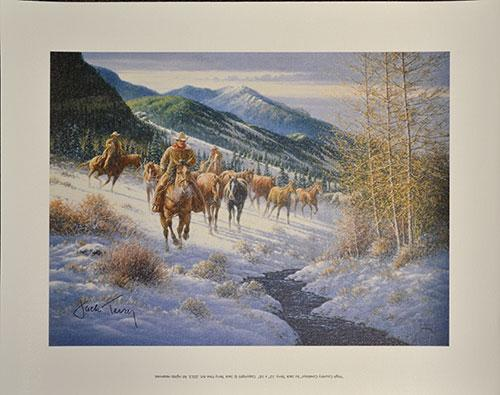 Jack Terry , High Country Cowboys