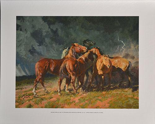 Bruce Greene, Storm on the Plains