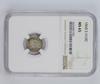 MS65 1868-S Seated Liberty Half Dime - NGC Graded