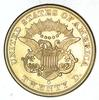1852-O $20.00 Liberty Head Gold Double Eagle - Near Uncirculated